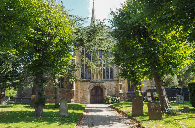 Trinity Church, Stratford-upon-Avon, Αγγλία