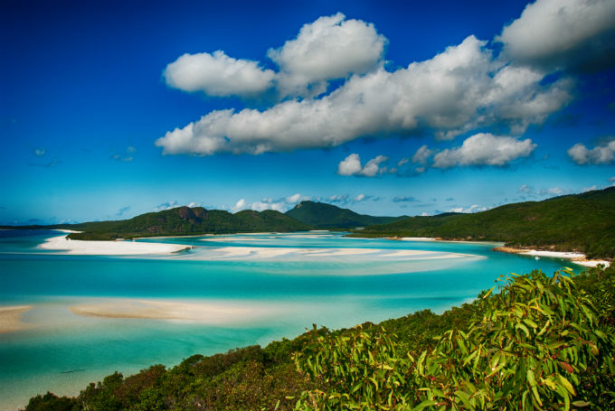 Whitsunday Island, Whitsunday Islands, Αυστραλία