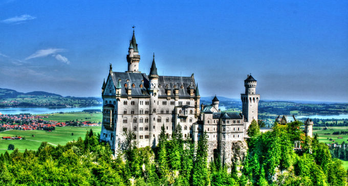 Neuschwanstein-fairytale-destinations