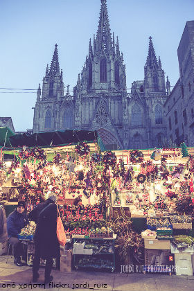 Barcelona-Christmas-markets