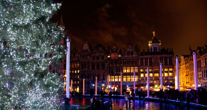 Brussels-Christmas-markets